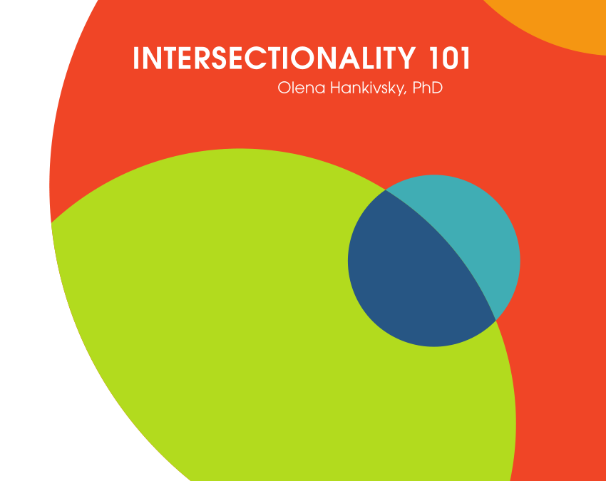 Hankivsky O, INTERSECTIONALITY 101, 2014, The Institute for Intersectionality Research & Policy, SFU, ISBN: 978-0-86491-355-5.