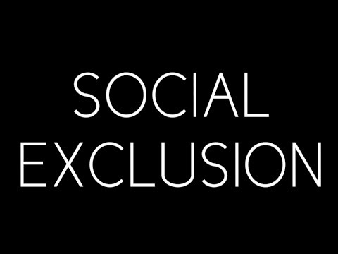 Costello J, Social Exclusion and Public Health